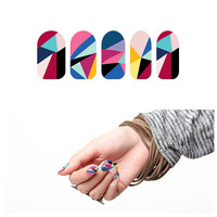 Prism Changed Me  - Nail Wraps (Set of 22)