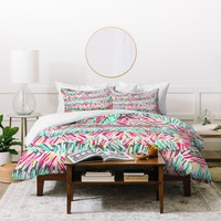 Jacqueline Maldonado March 1 Duvet Cover