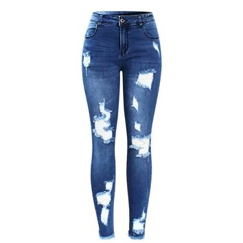 GO TO RIPPED JEANS