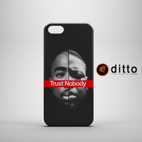 TRUST NOBODY Phone Case for iPhone and Galaxy phones