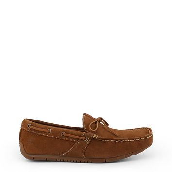 Timberland- Suede Moccasins