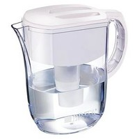 Brita Everyday Water Filtration Pitcher White 10... : Target