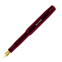 Classic Sport Fountain Pen Medium Nib Bordeaux