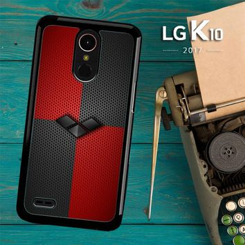 Harley Quinn Black Diamonds X4976 LG K10 2017 / LG K20 Plus / LG Harmony Case