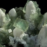 Museum Quality Fluorite Mineral Display Specimen From Xianghuapu, China!