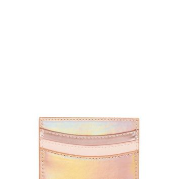 Golden Card Holder