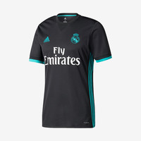 Real Madrid 2017-18 Away Jersey