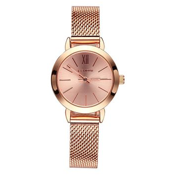 GLADIATOR SOULETTE Women's Mesh Steel Bracelet Watch