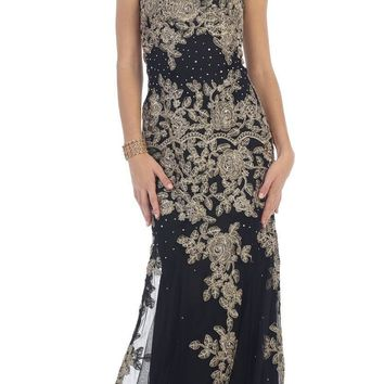 Prom Long Dresses Formal Evening Party Gown