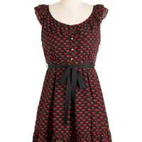 Ink a Blot of You Dress | Mod Retro Vintage Dresses | ModCloth.com