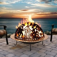 Full Moon Party Fire Dome:Amazon:Pet Supplies