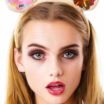 Tokidoki Donutella Headband Multi One