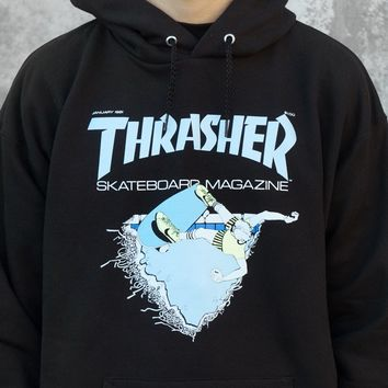 f1066e370d4 Thrasher Magazine Shop - First Cover Thrasher Hooded Sweatshirt
