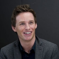 Eddie Redmayne posed for pictures during the 'Les Miserables' Musical Photocall at the Mandarin Hotel in New York City on 2 December 2012.