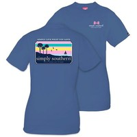 """Simply Southern """"Scenic"""" T-Shirt"""