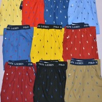 Polo Ralph Lauren Men's Pajama Lounge Pants Pony All Over Cotton S M L XL New