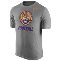 Nike LSU Tigers Football Legend Dri-FIT Performance Tee