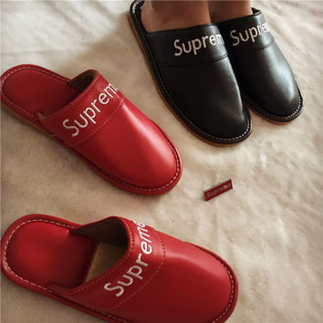 Supreme Unisex Winter Slippers [9470663175]