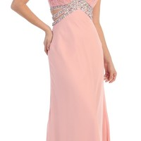 Sexy Long Prom Dress Evening Gown