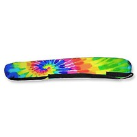 6 Pack Tie Dye Can Cooler Tube - Spencer's
