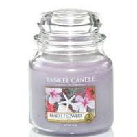 Yankee Candle Beach Flowers Medium Jar by Clinton Cards - for £16.99