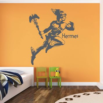 Hermes Wall Decal