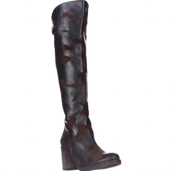 Donald J Pliner Taria Over-the-Knee Boots - Expresso