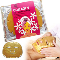 Nancy Reagan 24K Gold Collagen Face Mask