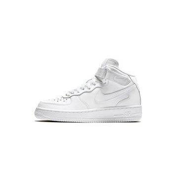 LMF8UH Nike Youth Air Force 1 Mid [314195-113]