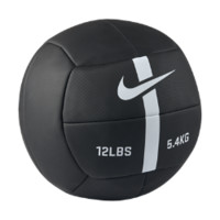 Nike 12-Pound Strength Training Ball (Black)