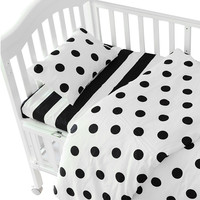 Ins crib bed linen,baby