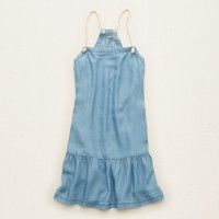 AERIE CHAMBRAY DRESS