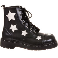 Seeing Stars Combat Boots
