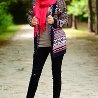 Best Day Cardigan, Navy