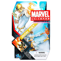 Iron Fist Marvel Universe Series 4 #6 Action Figure