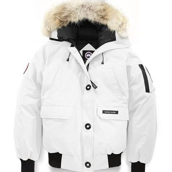 Canada goose chilliwack bomber winter WOMEN fashion Down jacket