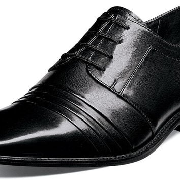Raynor Cap Toe Oxford by Stacy Adams