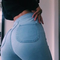Best Fashion Booty Lifting Jeans