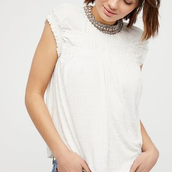 Mother Of Pearl Muscle Tee
