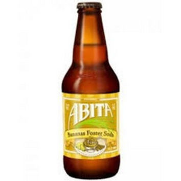 Abita Bananas Foster Soda - SEASONAL