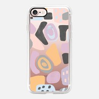 Pastel Eyes iPhone 7 Case by Vasare Nar | Casetify