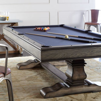 Huntley Pool Table & Table Tennis Conversion Set