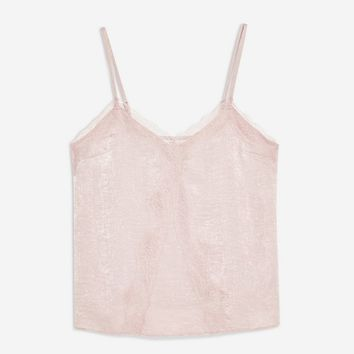 Lace Camisole Top | Topshop