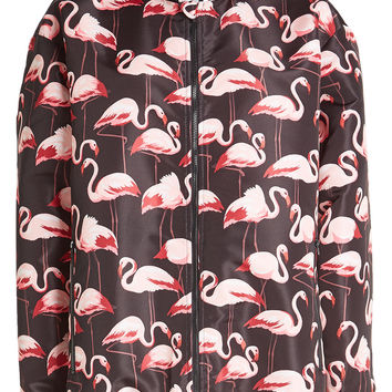 Printed Jacket - RED Valentino | WOMEN | US STYLEBOP.COM