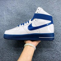 Nike Air Force 1 High Sheed 'Rude Awakening' White/Blue Sneaker