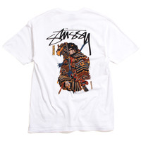 Samurai Rat T-Shirt White