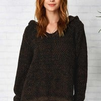Cupshe Slave To Fashion Hooded Sweater
