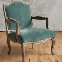 Viola Occasional Chair by Anthropologie