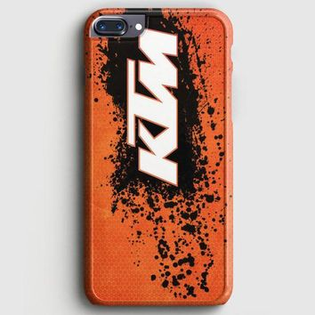 Ktm Ready To Race iPhone 7 Plus Case