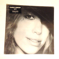 Sealed Vinyl Record Carly Simon Spy LP 1979 Pure Sin Love You By Heart Memorial Day